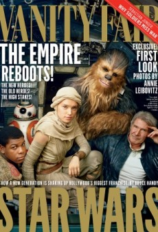 Forums Freak out over Star Wars Cast on Vanity Fair's June 2015 Cover (Forum Buzz)