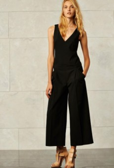 How to Wear Culotte Jumpsuits, Spring's Trickiest Trend