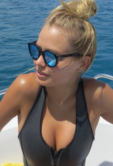 18 Times Lara Bingle Was the Ultimate Beach Babe