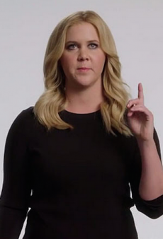 Amy Schumer Is a 'Trainwreck' and She's Heading to Australia