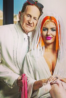 Gabi Grecko is Pregnant, Just Days After Marrying 72-Year-Old Geoffrey Edelsten