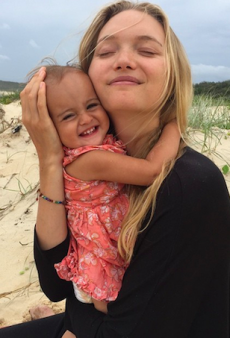 10 Times Gemma Ward and Daughter Naia Made Our Hearts Melt
