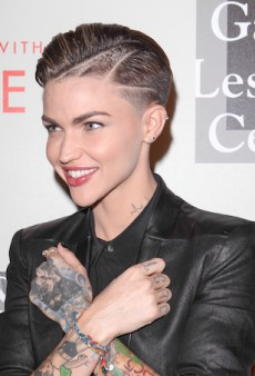 Ruby Rose Opens Up About Struggle with Gender Identity
