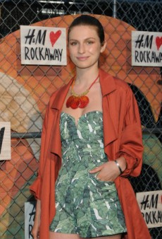 Model Tali Lennox on Art, Museum Hopping and Staying Cool