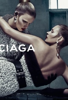 Kate Moss and Lara Stone Join Forces for Balenciaga's Epic Fall 2015 Campaign (Forum Buzz)
