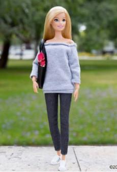 New Barbie Dolls Can Finally Wear Flats