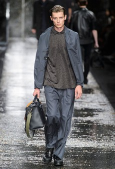 Fendi Men's Spring 2016 Runway
