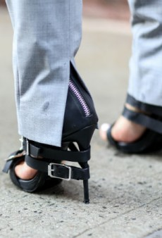 High Heel Injuries Have Doubled in the Last 10 Years
