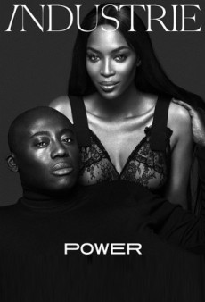 Edward Enninful and Naomi Campbell Pose Together for Industrie Magazine (Forum Buzz)