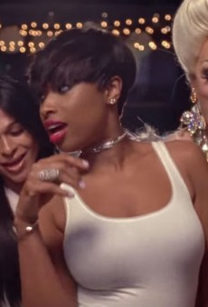 Jennifer Hudson's New Music Video Focuses on Marriage Equality