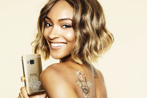 Jourdan Dunn HTC