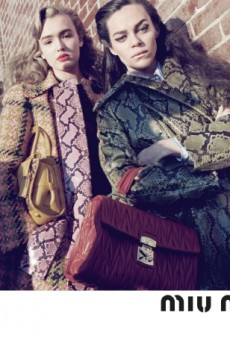 Steven Meisel Takes to the Streets for Miu Miu's Fall 2015 Campaign (Forum Buzz)