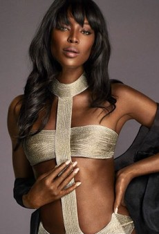 Nothing But Love for Naomi Campbell in La Perla's Latest Campaign (Forum Buzz)