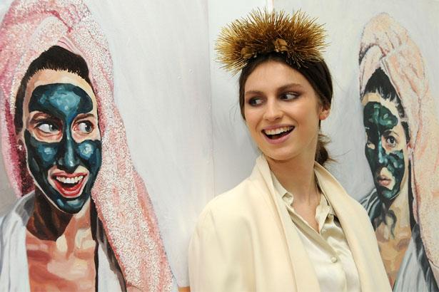 Tali Lennox Exhibition Opening