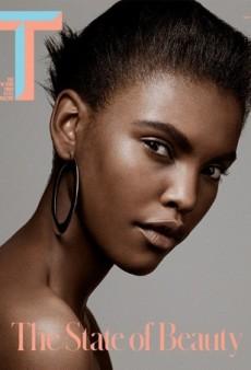 The Lovely Amilna Estevao Stars on T Magazine's Beauty Issue (Forum Buzz)