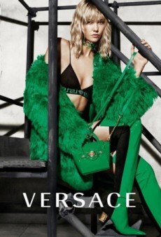 Karlie Kloss, Caroline Trentini and Lexi Boling are Versace's Fall 2015 Campaign Girls (Forum Buzz)