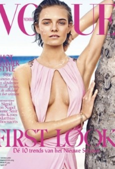 Did Vogue Netherlands Just Deliver the Perfect Summer Cover? (Forum Buzz)