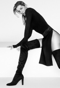 Stuart Weitzman Brings Back Gisele Bündchen for Uninspired Fall 2015 Campaign (Forum Buzz)