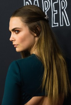 Cara Delevingne Calls Out Tony Abbott over Marriage Equality in Australia