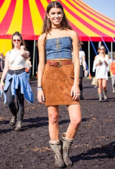 Splendour in the Grass 2015 Street Style Day 3