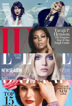 The Glossies: All the August 2015 Covers We Loved and Hated