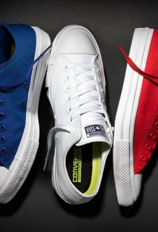 Converse Revamps the Iconic Chuck Taylors for the First Time in 98 Years