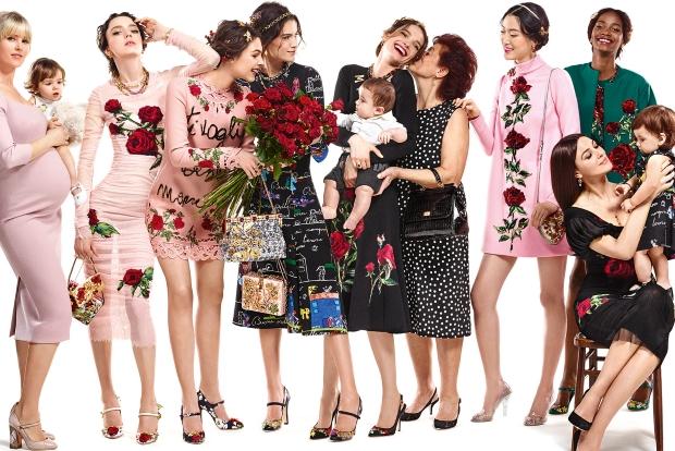 Dolce & Gabbana Fall 2015 Ad Campaign by Stefano Gabbana