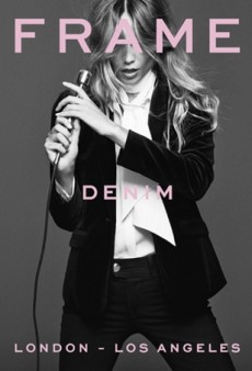 Natasha Poly Gets Mixed Reactions as the New Face of Frame Denim (Forum Buzz)