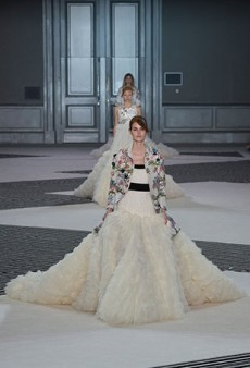 Giambattista Valli Haute Couture Fall 2015 Runway