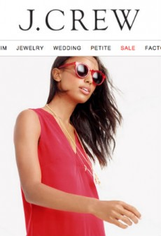 Link Buzz: J.Crew Launching a Lower-Priced Store, Zoe Kravitz Was Too 'Urban' for 'The Dark Knight Rises'