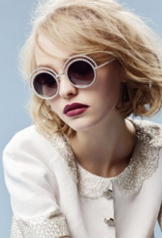 Lily-Rose Depp Is Chanel's Latest Campaign Star