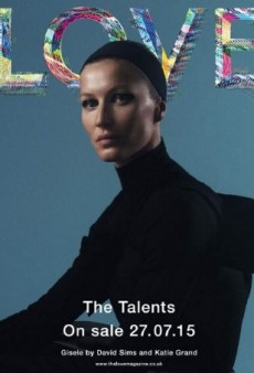 David Sims Photographs 6 Covers for LOVE Magazine's Fall/Winter 2015 Issue (Forum Buzz)