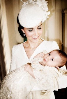 Here are Princess Charlotte's Adorable Christening Photos by Mario Testino