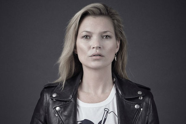 Kate Moss Save the Arctic