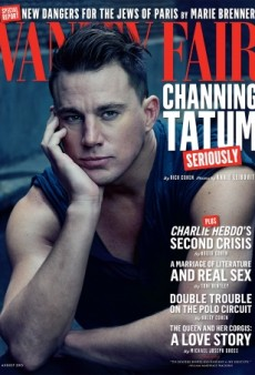 Channing Tatum Dances for Vanity Fair's August Cover (Forum Buzz)