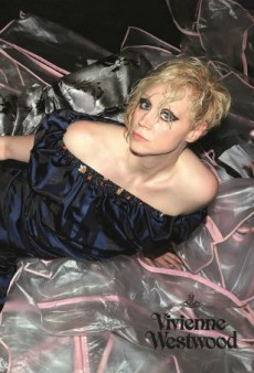 Forum Buzz: It's Gwendoline Christie Like You've Never Seen Her Before in Vivienne Westwood's Fall Campaign
