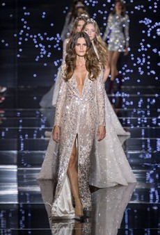 Zuhair Murad Haute Couture Fall 2015 Runway
