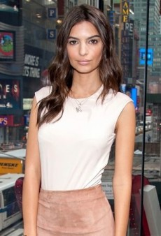 Emily Ratajkowski Slams Sexual Shaming in Lena Dunham's Feminist Newsletter, Lenny