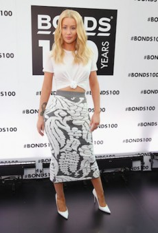 Iggy Azalea Secures Massive Turnout for Bonds' 100th Anniversary