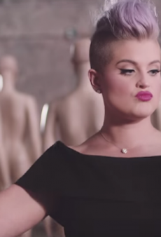 WATCH: Kelly Osbourne Pushes Away Body Ideals In New Uplifting Video