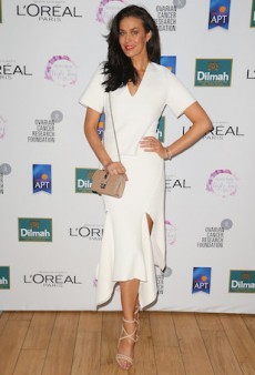 Get the Look: Megan Gale's Clean and Minimal Style
