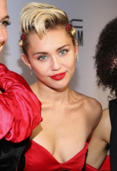 Miley Cyrus on Taylor Swift's Bad Blood Clip: 'I'm Not Sure How Titties Are Worse Than Guns'
