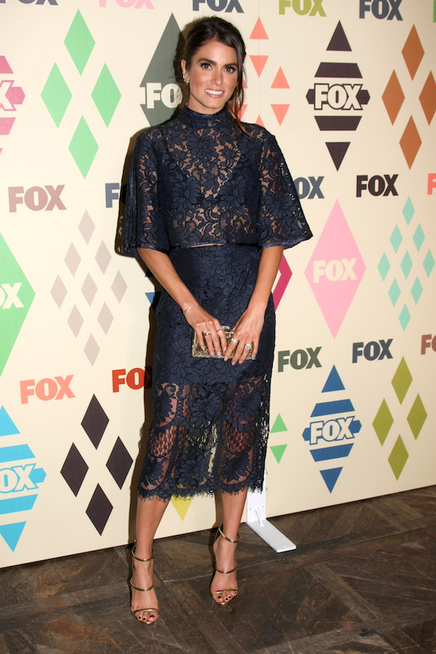 Nikki Reed wears Lover