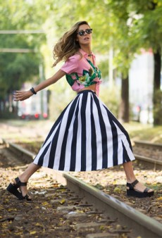 How to Mix and Match Prints Like a Pro