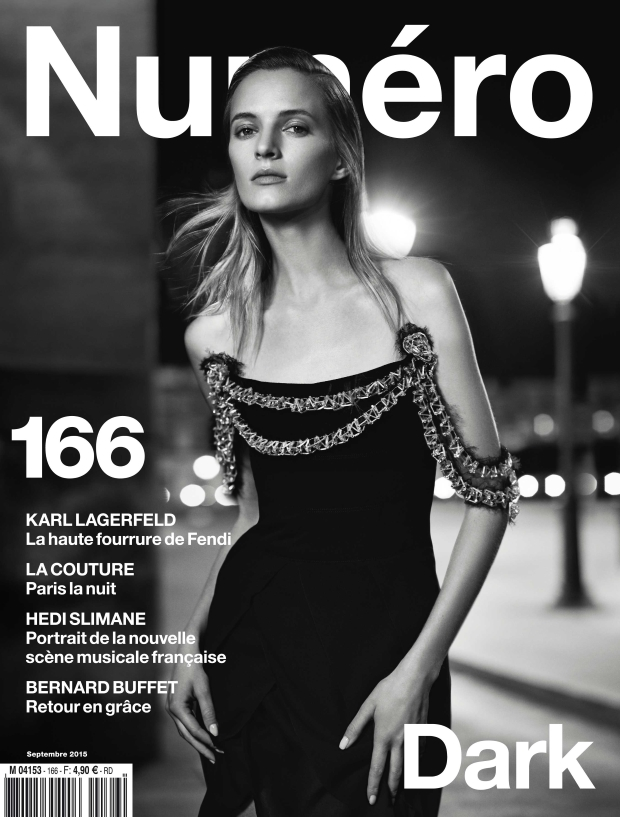 Numéro #166 September 2015 Daria Strokous by Nathaniel Goldberg