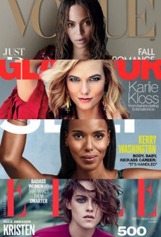 September Issues: All the Covers We Loved and Hated