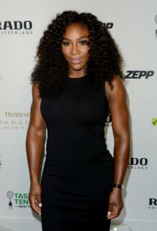 Link Buzz: Serena Williams May Resurrect a Throwback Hairstyle, Rihanna Fans Already Lined Up for Monday Meet and Greet