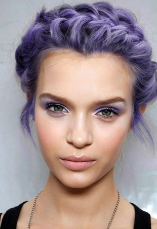 Awesome 21 Cool Braids For Short Hair Thefashionspot Short Hairstyles Gunalazisus