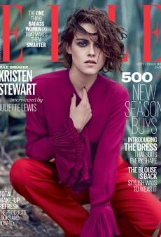 Kristen Stewart Delivers UK ELLE's 'Best Cover in Years' (Forum Buzz)