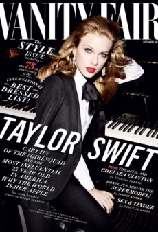 Mario Testino Fails to Do Taylor Swift Justice on Vanity Fair's September Cover (Forum Buzz)